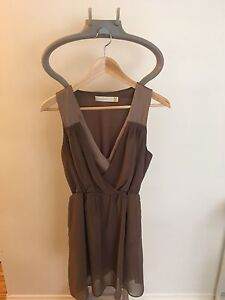 Costa Blanca brown dress
