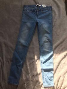 Hollister skinny jeans leggings