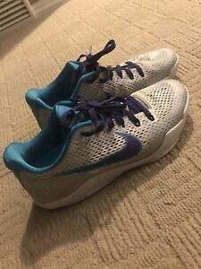 Kobe draft day basketball shoes