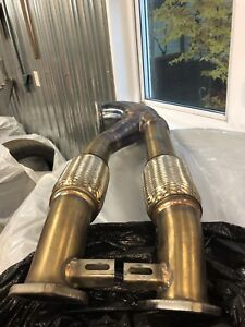 Downpipe CTS Audi RS3 2018