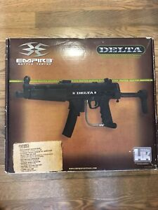 Paintball Gun - BT Delta Empire + full starter kit