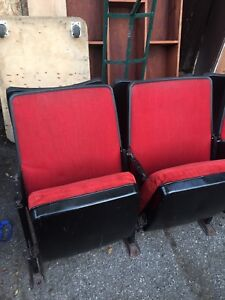 Theatre seat lot or individual