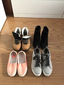 Woman's Shoes Size - 6 ||||| $10 each or all four for 35 OBO