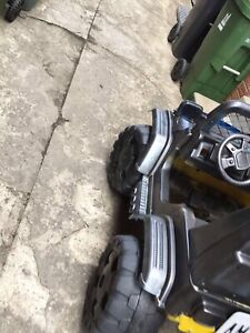 Toy battery jeep for kids needs battery $50