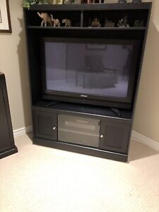42 inch inch plasma tv with cabinet
