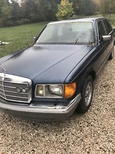 1984 Mercedes turbo diesel