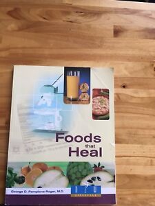 Foods that Heal - book