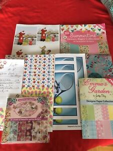 Variety of paper, lot 8