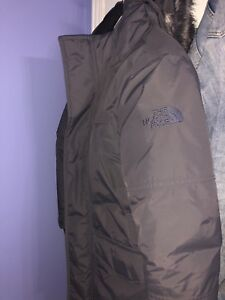 The North Face Men's Parka Jacket: Size Small (Save $300)