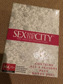 Sex and the City TV Show Box Set