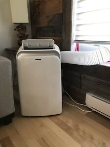 2 Danby Air Conditioners (Wall & Floor Models) Purchased May2017