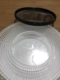 Hoya HD Circular Polarizer Filter and K and F ND Filter
