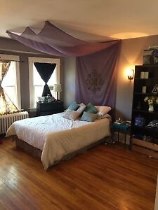 ROOM SUBLET JULY and AUGUST- downtown! Female