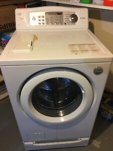 Washer and Dryer *sold pending pickup*