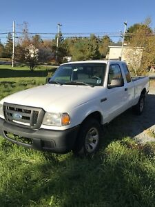 2007 Ford ranger ext cab