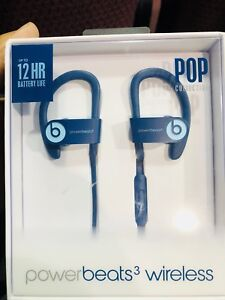 Power beats 3 wireless :Sealed box: FRee Delivery