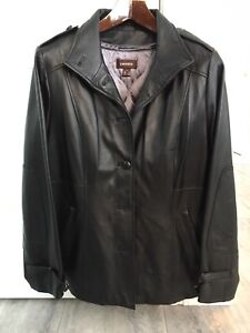 DANUER ALL SEASON LEATHER COAT