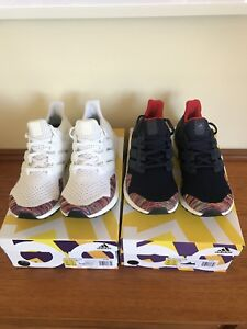 $350 for both if sold today!! Adidas Ultraboost multi 1.0 Legacy Pack