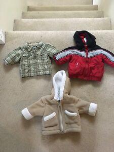 Jackets/ fleece suits