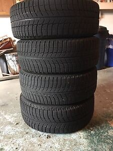 205 55 R16 Michelin Winter Tires