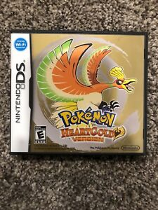 Pokémon HeartGold Nintendo DS