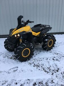 2013 Can-am Renegade 1000xxc