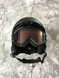 Casque de ski et lunette Smith