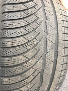 Michelin pilot alpin pa4s 225/40/18