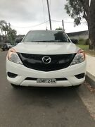 Mazda BT50 Manual - Diesel - Tow Bar -Tool Box Collaroy Manly Area Preview