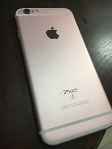 IPhone 6s Rose Gold 32GB *Bell/Virgin*