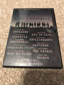 Band of Brothers DVD Complete Series