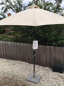 Outdoor umbrella Newstead Launceston Area Preview