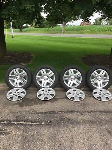 Chevy Impala Aluminum Wheels