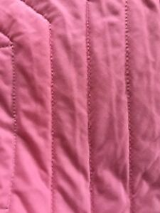 Pink x's  lovers know quilt