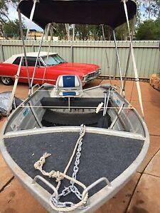 3.7m Tinny & 20hp Mercury South Hedland Port Hedland Area Preview