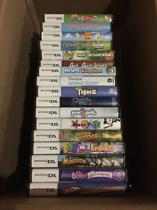 Lot of 17 Nintendo DS Video Games