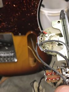 Telecaster to wire