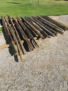 Cedar Rails For Sale