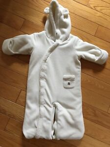 Gap fleece snowsuit