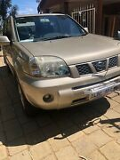 NISSAN X-TRAIL 2007 T30 4WD ST GOLD AUTOMATIC Wilson Canning Area Preview