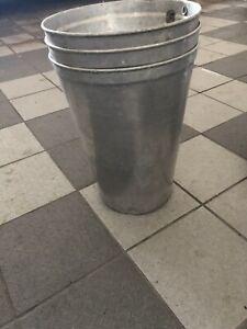 Chaudiere aluminium pour erablière