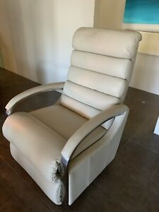 Original Retro Leather Lazyboy recliner chair Dalyellup Capel Area Preview