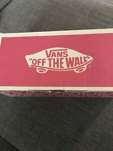 Brand New girls Vans shoes size 5