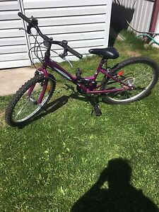 "Supercycle SC 1800 24"" Girls Mountain Bike"