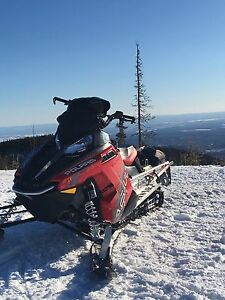 "Polaris RMK Assault 800 155"" 2014"