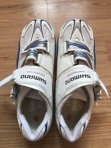 Shimano WR61 Road Bike Shoes - Women's Size: 39