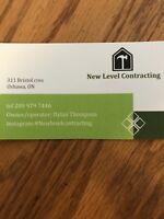 New level contracting