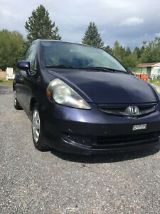 2008 Honda FIT LX    5 Speed
