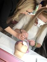 Beginner Eyelash Extension Course and Russian Volume Training