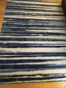 Gorgeous rug: almost brand new!!